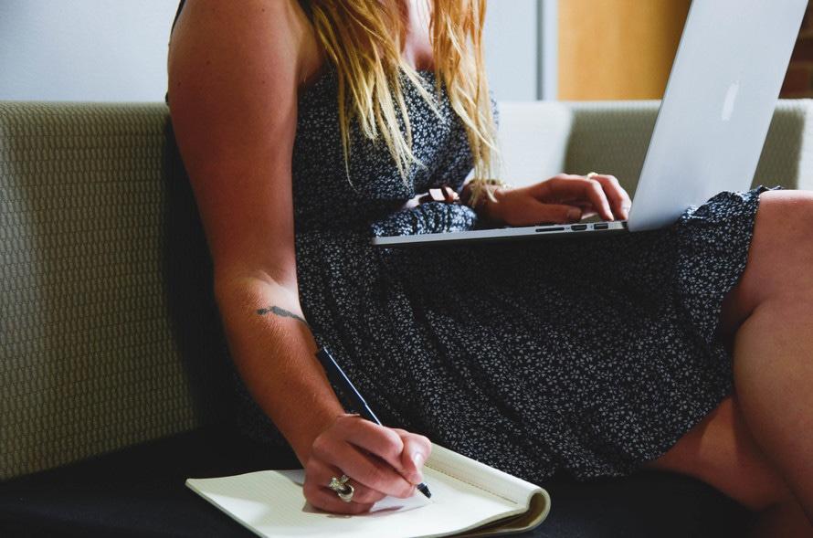 craft blog write