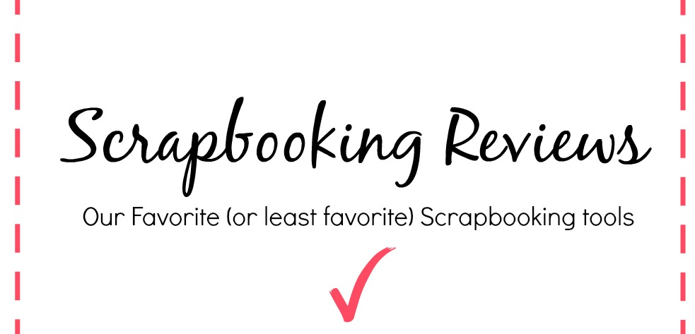 favorite scrapbooking tools